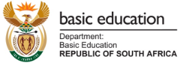 Department Basic Education